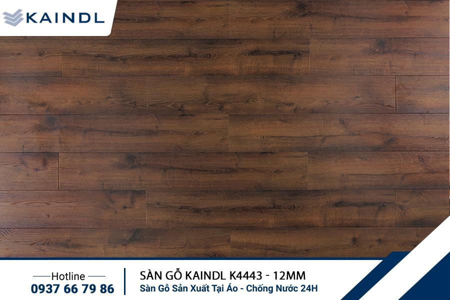 Sàn gỗ Kaindl Aqua Pro K4443 12mm
