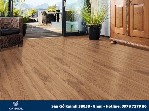 Sàn gỗ Kaindl Aqua Pro 38058AV Phối Cảnh