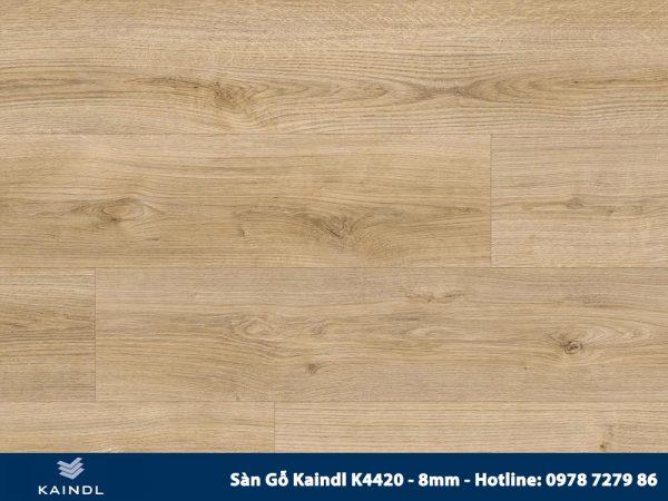 Sàn gỗ Kaindl Aqua Pro K4420 8mm