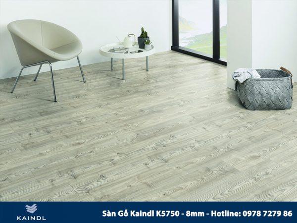 Sàn gỗ Kaindl Aqua Pro K5750 8mm Phối Cảnh