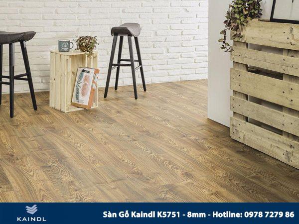 Sàn gỗ Kaindl Aqua Pro K5751 Phối Cảnh