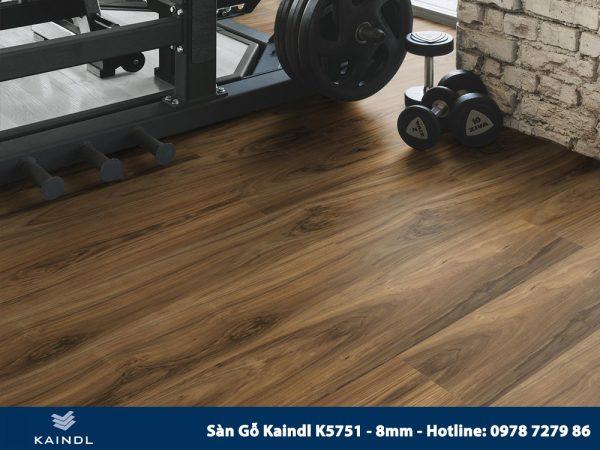 Sàn gỗ Kaindl Aqua Pro K5754 Phối Cảnh