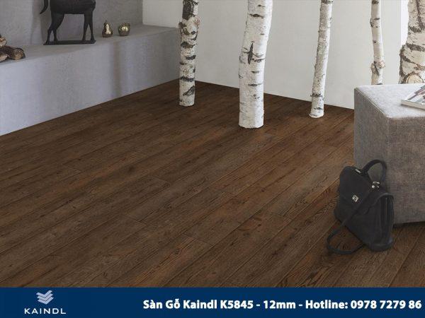 Sàn gỗ Kaindl Aqua Pro K5845 12mm Phối Cảnh
