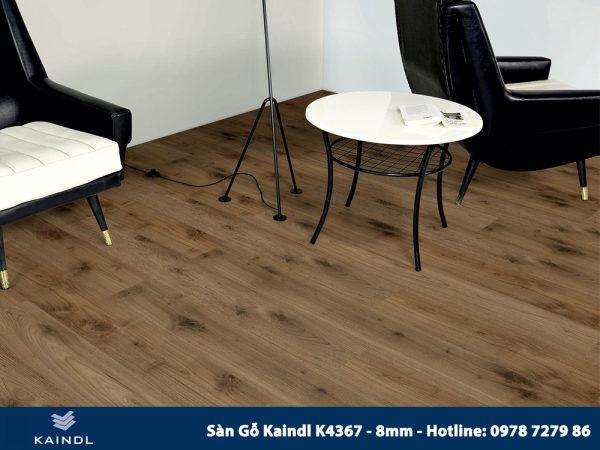 Sàn gỗ Kaindl Aqua Pro K4367 Phối Cảnh