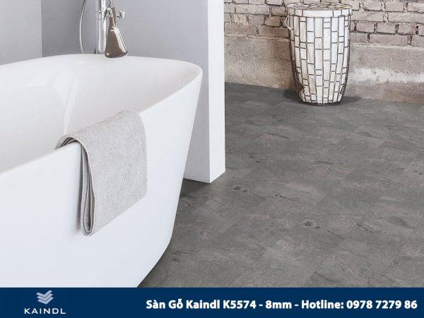 Sàn gỗ Kaindl Aqua Pro K5754 8mm Phối Cảnh