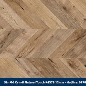 Sàn gỗ Kaindl Xương Cá K4378 12mm