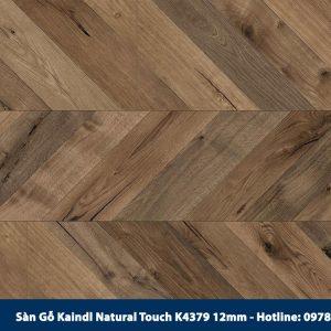 Sàn gỗ Kaindl Xương Cá K4379 12mm