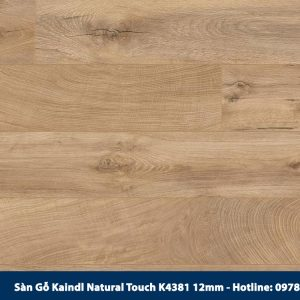 Sàn gỗ Kaindl Natural Touch K4381 12mm