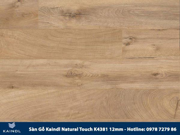 Sàn gỗ Kaindl Natural Touch K4381 12mm
