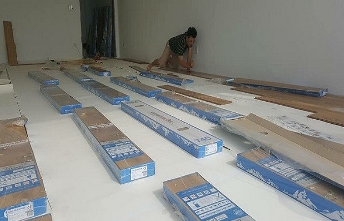 Lắp đặt cửa gỗ tại thành phố Hồ Chí Minh